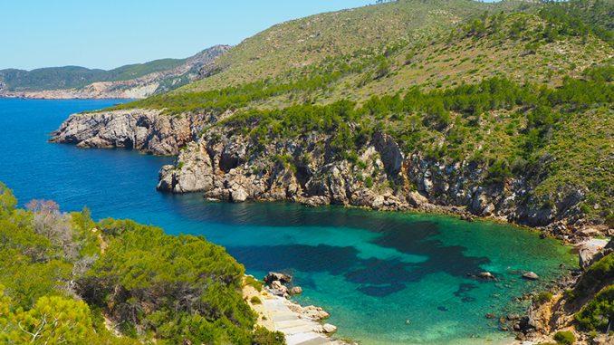 Die schönsten Strände auf Ibiza