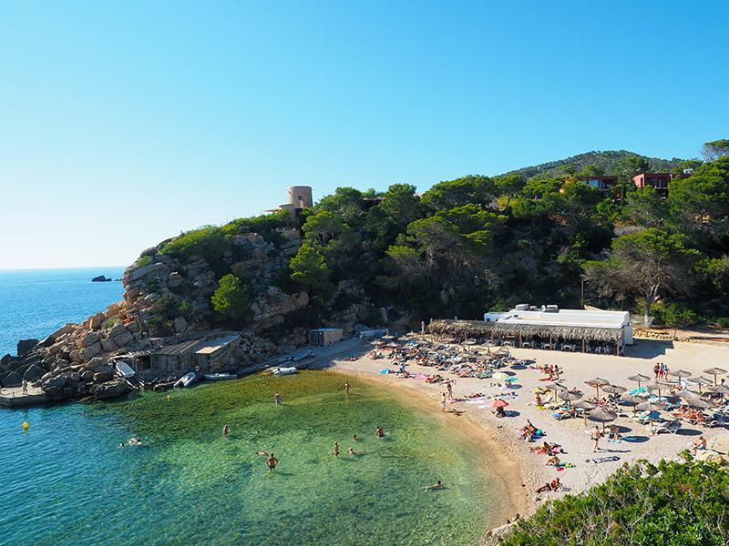 Ibiza - Strand Cala Benirras