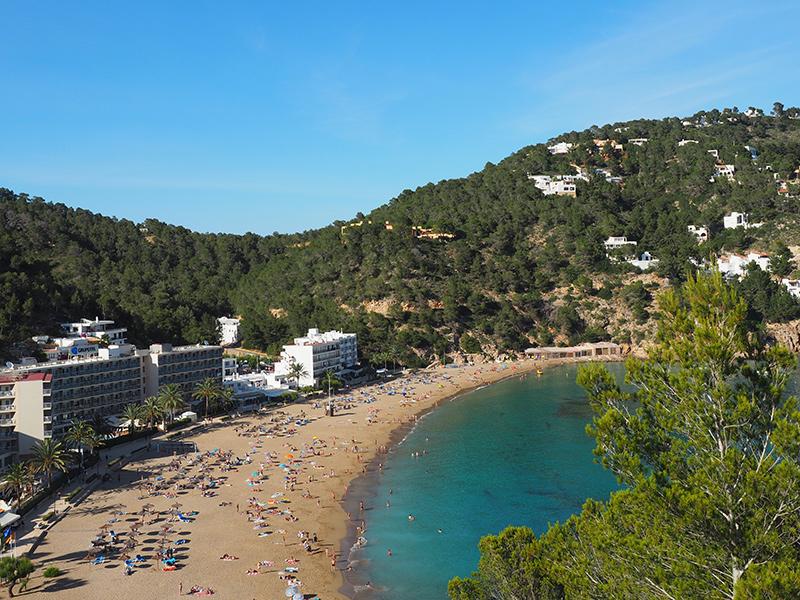 Ibiza - Cala de Sant Vicent Strand