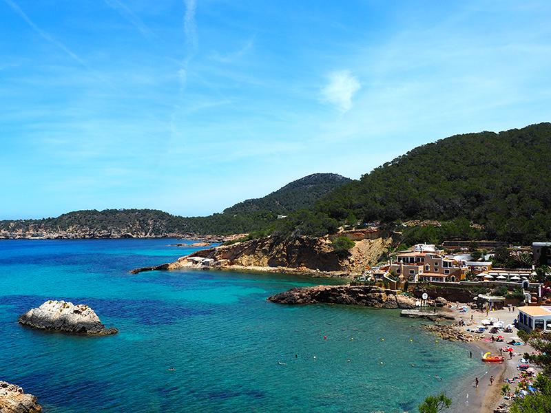 Ibiza/Portinatx - Strand Cala Xarraca