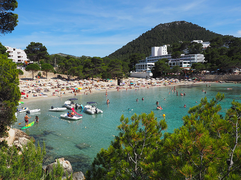 Ibiza/Portinatx - Strand sArenal Gran