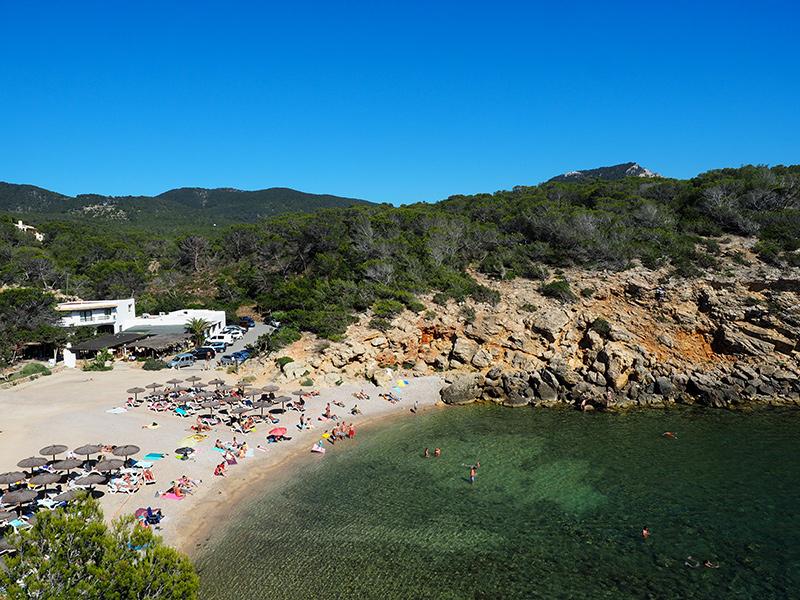 Ibiza - Strand Cala Carbo