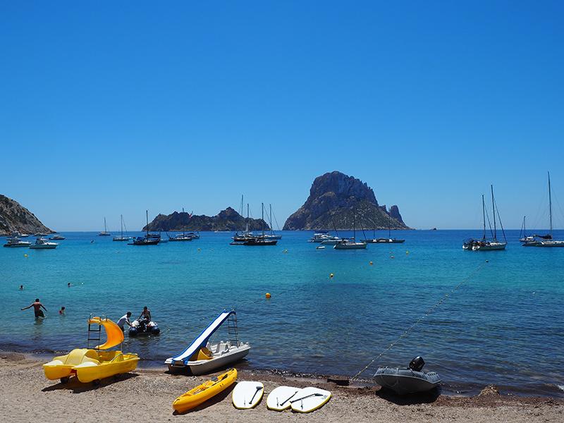 Ibiza - Strand Cala dHord