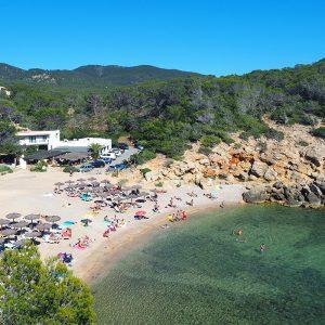 Ibiza - schönste Strände