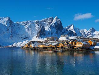 Lofoten Winterurlaub