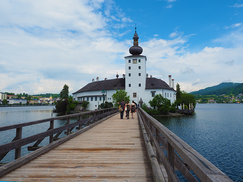 Salzkammergut - Traunkirchen