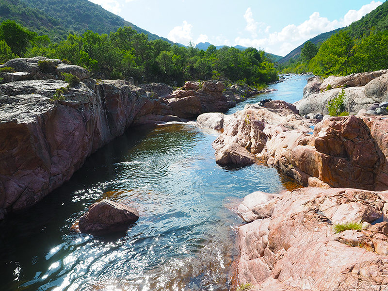 Canyoning - Korsika